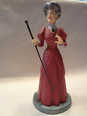 WDCC Cinderella Spiteful Stepmother Lady Tremaine Porcelain Figurine w/COA & Box