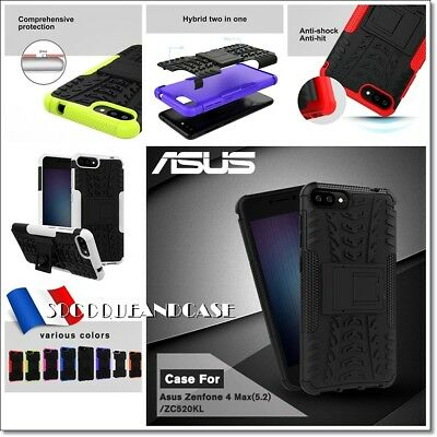 Etui Coque housse Antichocs Shockproof Heavy Duty Case cover ASUS Zenfone 4 Max