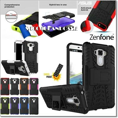 Etui Coque housse Shockproof Heavy Duty Case cover ASUS Zenfone 3 Laser ou 3 Max