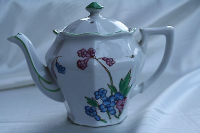 1930's Japanese Tea Pot Japan Porcelain Koishiwara-Yaki