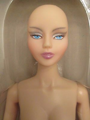 Urban Vita Elements Breeze Nude Bald Horsman Fashion Doll 19 point BJD 16""
