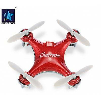 CHEERSON CX - 10SE Nano RC Drone - RTF-RED