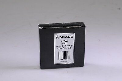 Meade Planetary Filter Set New