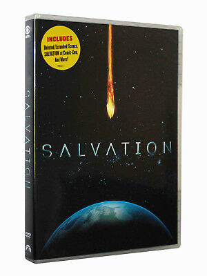 Salvation Season 1 (DVD 2017 4-Disc Set) Brand New Sealed