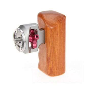 Right Wooden Handle Handgrip ARRI Rosette for TILTA ARRI ALEXA Camera Cage Rig