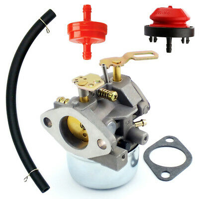 Carburetor Tecumseh 8HP 9HP 10HP HMSK80/90/100/110 Snowblower Generator Chipper