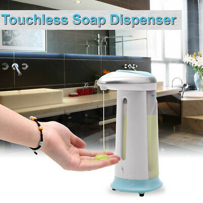 Automatic Touchless Soap Dispenser with Sensor Infrared for Kitchen Bathroom