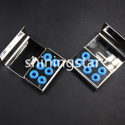 2x Dental Scaler Tip Holder Stand Fit EMS SATELEC NSK SIRONA WOODPECKER KAVO