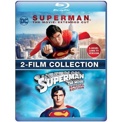 Superman: The Movie (Extended Cut & Special Edition) New | Blu-ray Region free