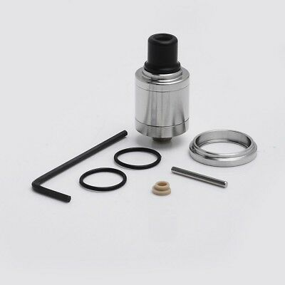 Speed Revolution 18mm Clone - Silver Con Pin BF