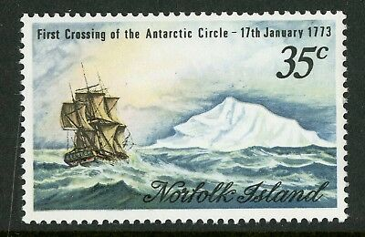 Norfolk Island   1973   Scott # 152  Mint Never Hinged Set