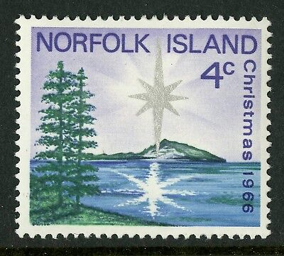 Norfolk Island   1966   Scott # 99  Mint Never Hinged Set
