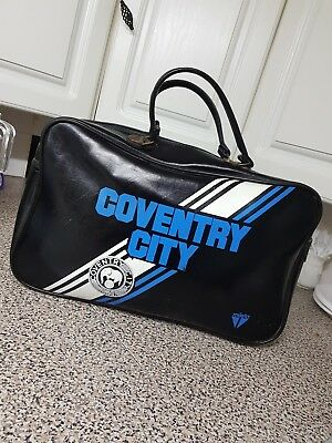 football Coventry City Retro 1970's genuine bag