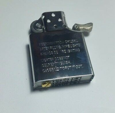 Insert Inside Part Of Zippo Lighter Lighters Star Wick, Flint,flint Whell In Bag
