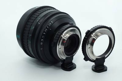 Lens adapter PL Lens Mount to Canon EOS (EF, EF-S)