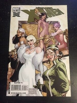 Uncanny X-men#504 Incredible Condition 9.4(2009) Dodson Art!!