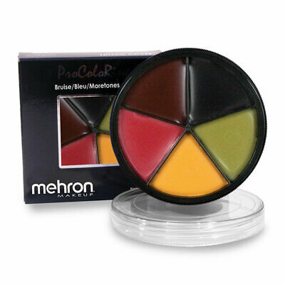Mehron Procoloring Bruise Wheel Fx Special Effect Zombie Professional Make Up