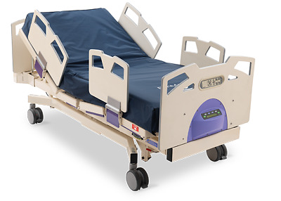 Stryker Bari 10A Bariatric Hospital Bed 52 inches wide 1,000 LB patient weight