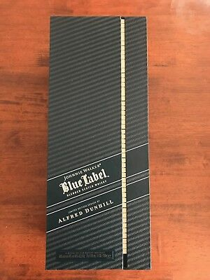 Johnnie Walker Blue Alfred Dunhill Edition