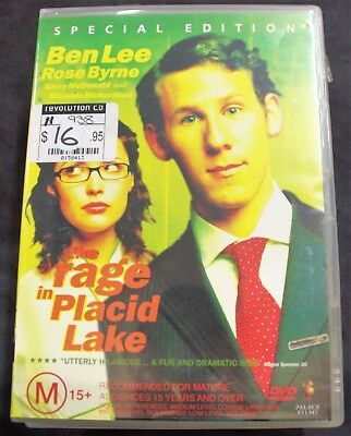 Rage in Placid Lake (Region 4 DVD) [Polished] (C)