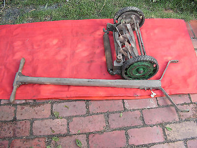Lawn Mower Push Mower Rexmow Vintage Collectable