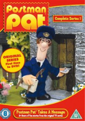 Postman Pat: Series 1 - Postman Pat Takes a Message  DVD NEW