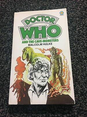 Doctor Who and The Cave MonsterTarget PB  Malcolm Huke