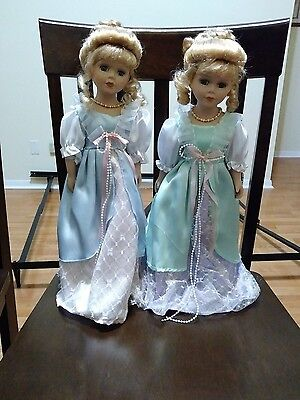 Gift of time Collection Limited Edition Fine Porcelain 16 inch Doll