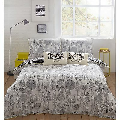 Ben de lisi home scandi forest bedding set 1500 picclick uk ben de lisi home scandi forest bedding set gumiabroncs Image collections