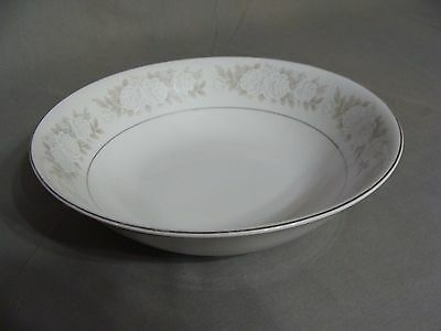 1 Fine China Of Japan Serving Bowl In The Adele #3736 Pattern, Made In Japan