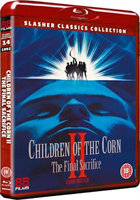Children Of The Corn 2: The Final Sacrifice  BLU-RAY NEW