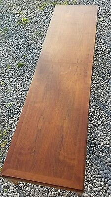 Mid Century Modern Coffee Table Broyhill Lane Drexel Large Vintage Danish 70""