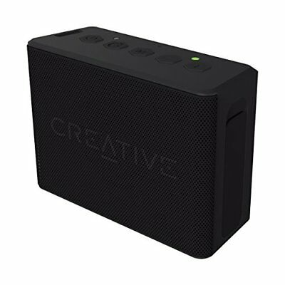 Creative Labs-Creative Muvo 2C Bluetooth Wireless Speaker (Black)  Game New