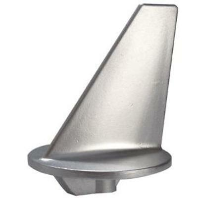 Tecnoseal Trim Tab Anode Zinc Long Mercruiser 80-140HP - Outer Diameter: 3.54""