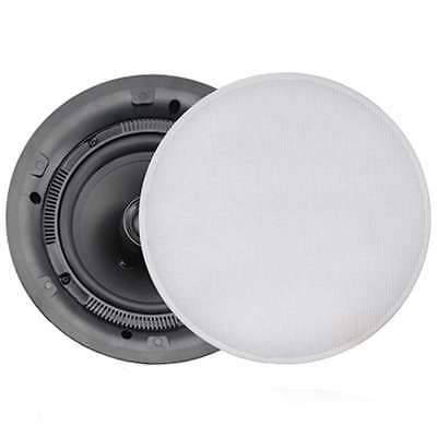 Fusion MS-CL602 Flush Mount Interior Ceiling Speaker #MS-CL602