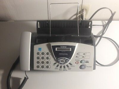 Brother Fax Machine-575.  Personal Fax, Phone and Copier