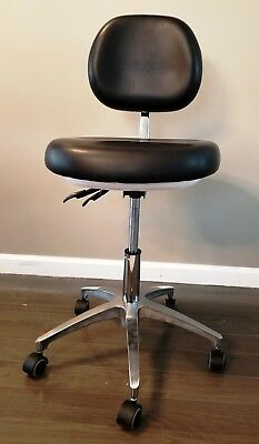 Premium quality Dental Doctor's Stool Adjustable, Mobile Chair