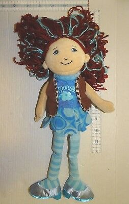 """Manhattan Toy Groovy Girls Girl Scout Responsibility Rilee Doll 13"""" Brownie Vest"""