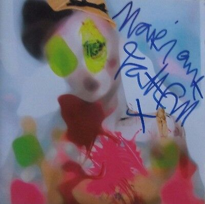 Marianne Faithfull Autogramm autograph signiert signed auf CD Cover Kissin Time