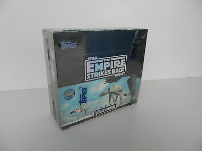 "Star Wars ""the Empire Srikes Back"" 1995 Topps Widevision - Factory Sealed Box"
