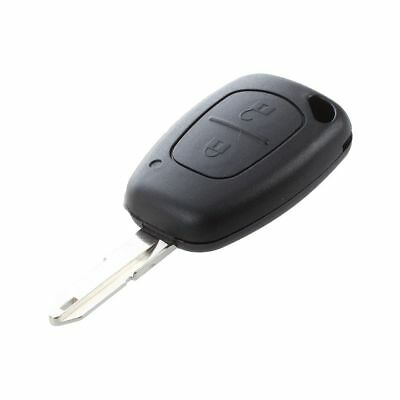 Coque 2 boutons pour cle telecommande Renault TRAFIC MASTER KANGOO Opel K6L9