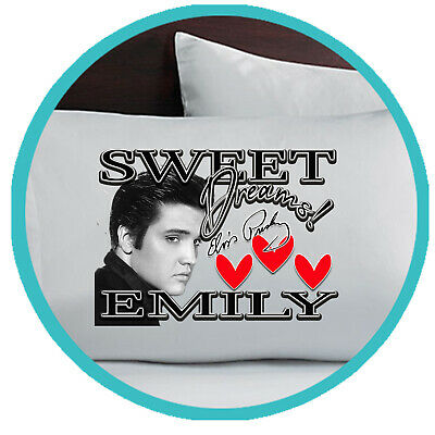 Elvis Presley Merchandise Personalized Merch For Fan Fans Add ANY Name Custom