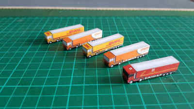 1/400 scale GSE  Lorries ( set of 5 ) Choice of colours