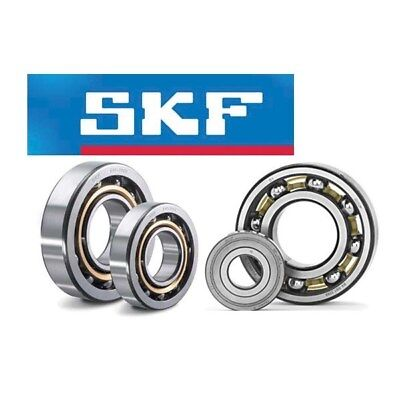 (Qt.10) 6205 2RS SKF Brand rubber seals ball bearing 6205-rs Made in France