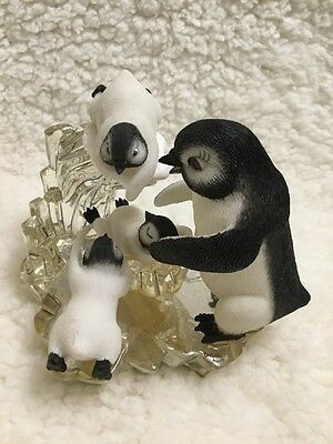 "Time To Play ""Arctic Escapades"" Hamilton Collection Polar Playmates"