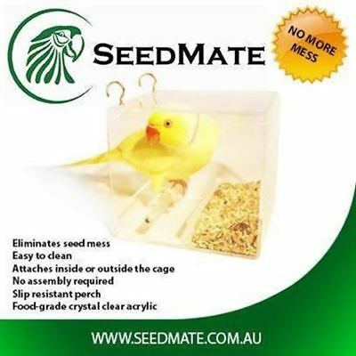 Seedmate: No-Mess Bird Feeder (Small)