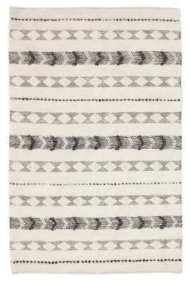 Fusion Link Ivory Rug