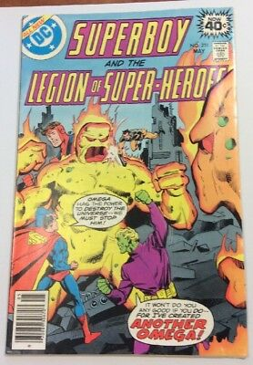 DC Comics SUPERBOY And The LEGION Of SUPER-HEROES #251