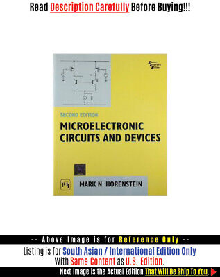 PDF] MICROELECTRONIC CIRCUITS Analysis Design 2nd Edition by