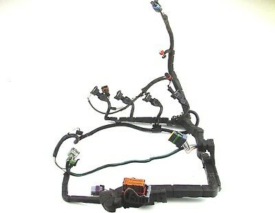 RENAULT CLIO II 1.2 16v 2001-2004 ENGINE TOP WIRING LOOM HARNESS  (REF-A4)